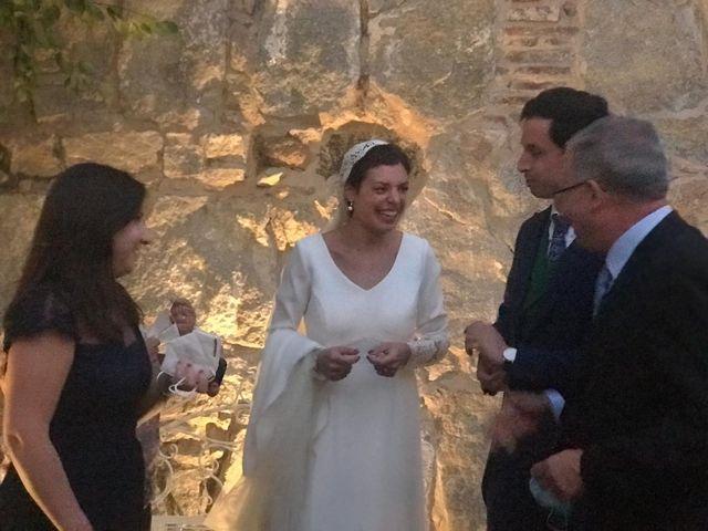 La boda de Samuel y Sonsoles en Ávila, Ávila 4