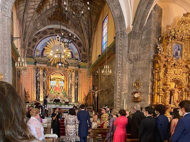 La boda de Samuel y Sonsoles en Ávila, Ávila 5