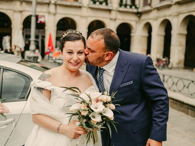 La boda de Javi y Ramona en Vitoria-gasteiz, Álava 52