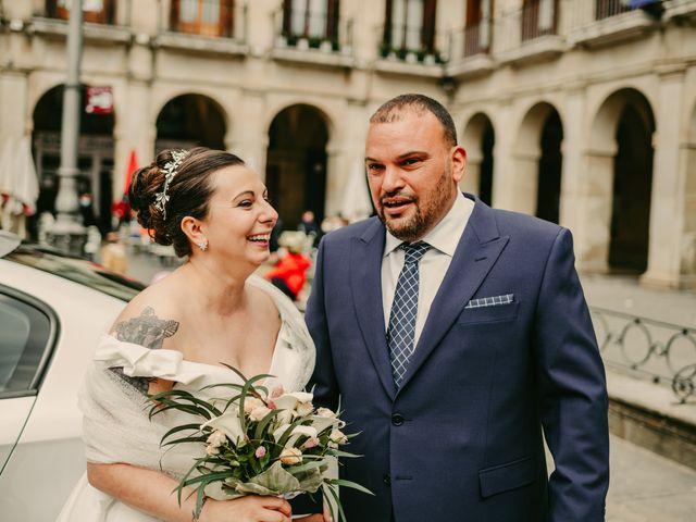 La boda de Javi y Ramona en Vitoria-gasteiz, Álava 53
