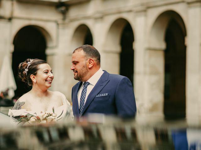 La boda de Javi y Ramona en Vitoria-gasteiz, Álava 54