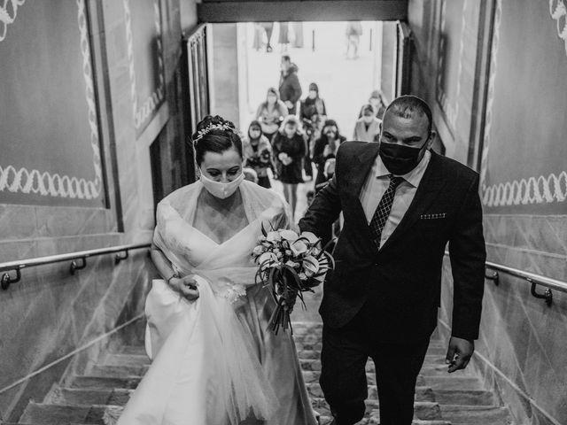 La boda de Javi y Ramona en Vitoria-gasteiz, Álava 61