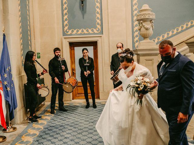 La boda de Javi y Ramona en Vitoria-gasteiz, Álava 62