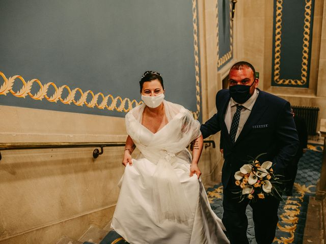 La boda de Javi y Ramona en Vitoria-gasteiz, Álava 63