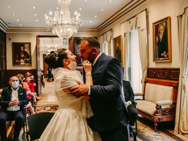 La boda de Javi y Ramona en Vitoria-gasteiz, Álava 74