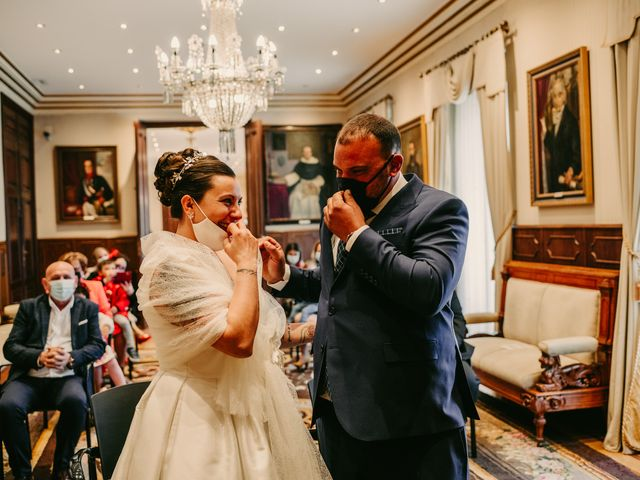 La boda de Javi y Ramona en Vitoria-gasteiz, Álava 75