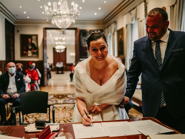 La boda de Javi y Ramona en Vitoria-gasteiz, Álava 85