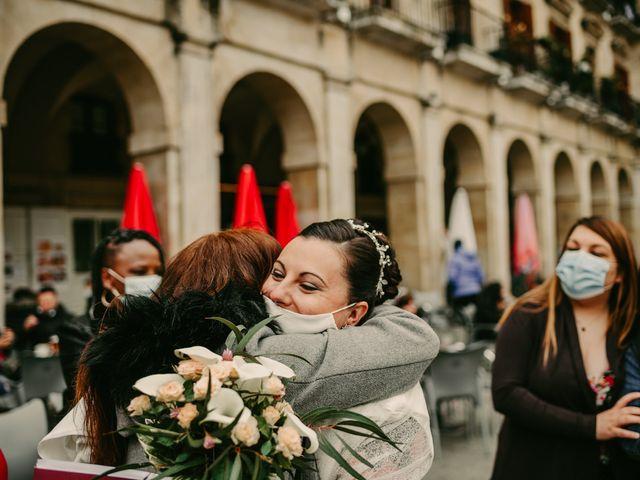 La boda de Javi y Ramona en Vitoria-gasteiz, Álava 91