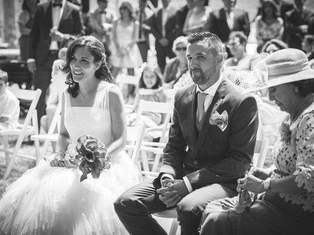 La boda de Paul y Amelia en Soncillo, Burgos 13