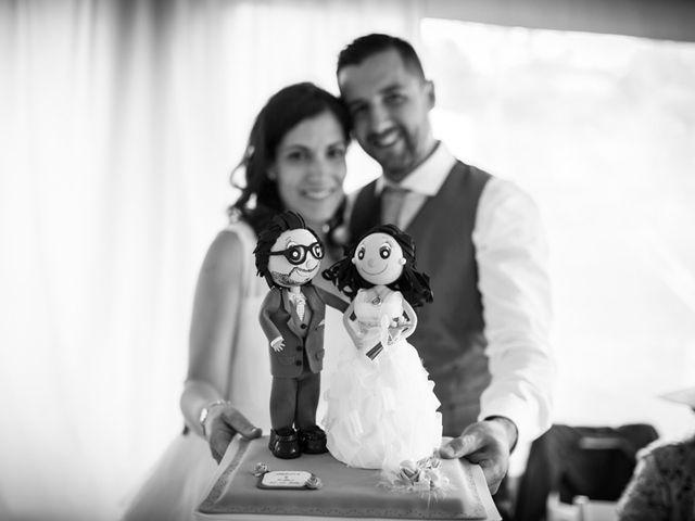 La boda de Paul y Amelia en Soncillo, Burgos 14