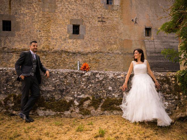 La boda de Paul y Amelia en Soncillo, Burgos 20