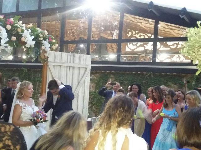 La boda de Javi y Cristina en San Javier, Murcia 2