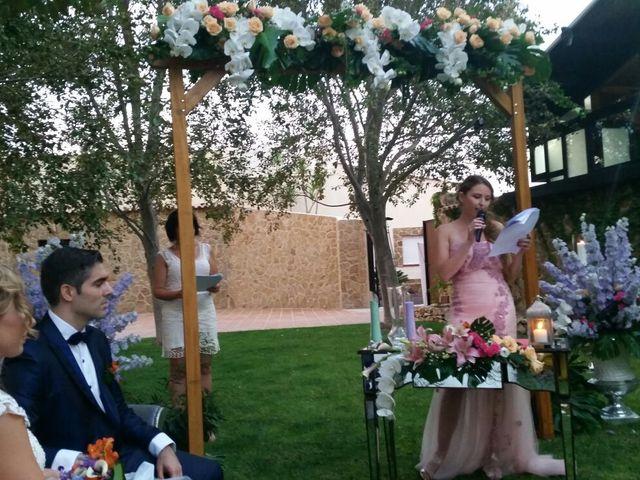 La boda de Javi y Cristina en San Javier, Murcia 5