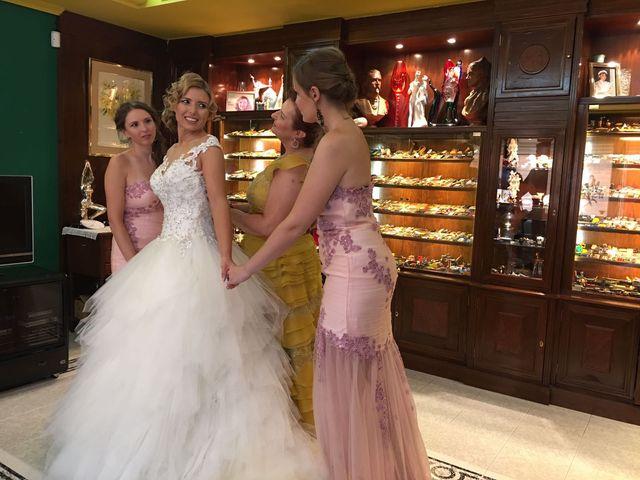 La boda de Javi y Cristina en San Javier, Murcia 6