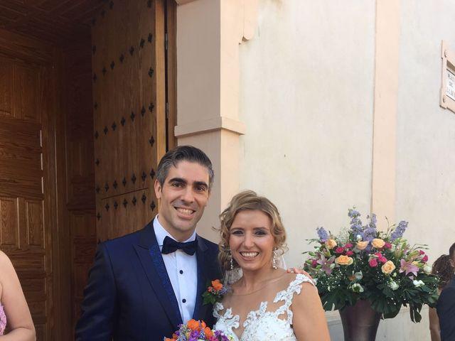 La boda de Javi y Cristina en San Javier, Murcia 10