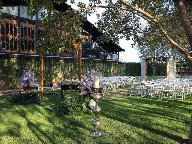 La boda de Javi y Cristina en San Javier, Murcia 13