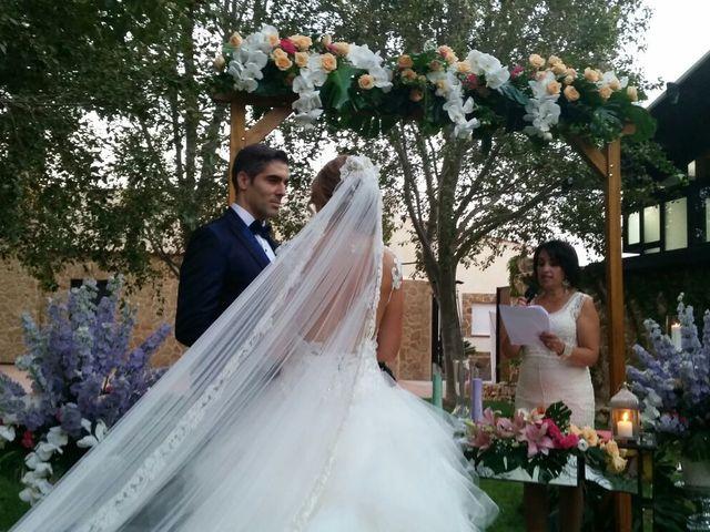 La boda de Javi y Cristina en San Javier, Murcia 16