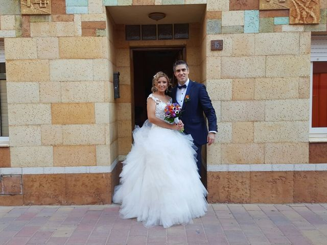 La boda de Javi y Cristina en San Javier, Murcia 28