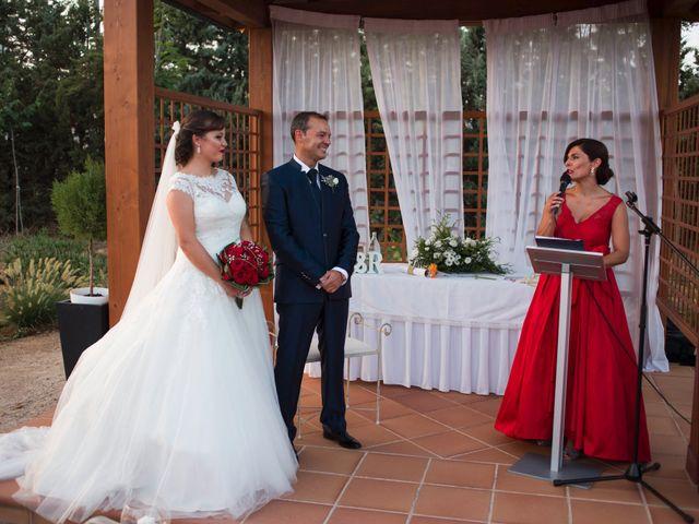 La boda de JuanFran y Raquel en Badajoz, Badajoz 45