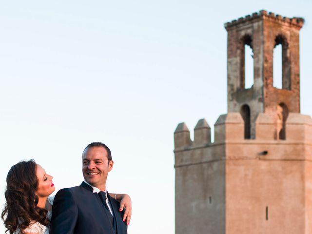 La boda de JuanFran y Raquel en Badajoz, Badajoz 94
