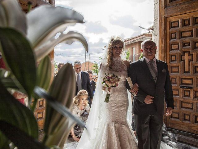 La boda de Pedro y Alicia en Toledo, Toledo 10