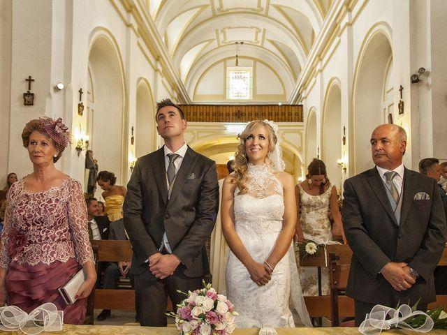 La boda de Pedro y Alicia en Toledo, Toledo 12