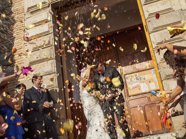 La boda de Pedro y Alicia en Toledo, Toledo 14