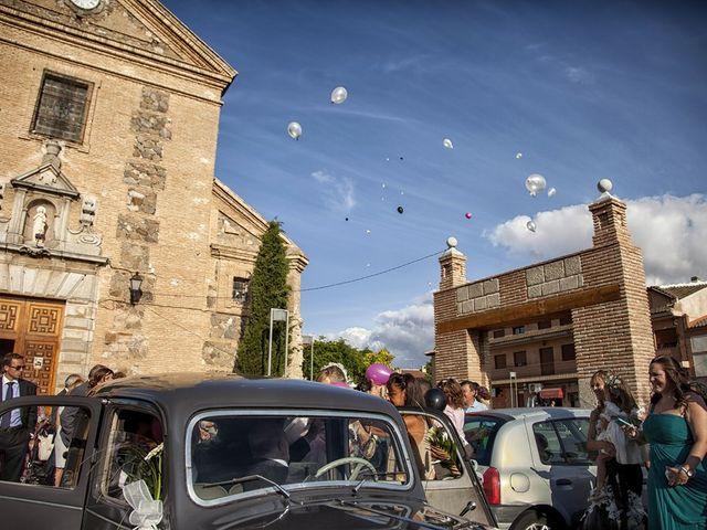 La boda de Pedro y Alicia en Toledo, Toledo 15