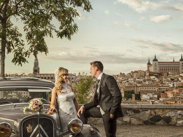 La boda de Pedro y Alicia en Toledo, Toledo 17