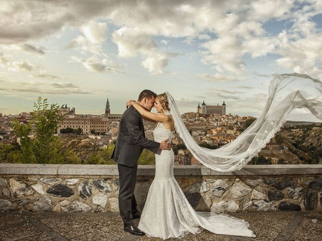 La boda de Pedro y Alicia en Toledo, Toledo 18