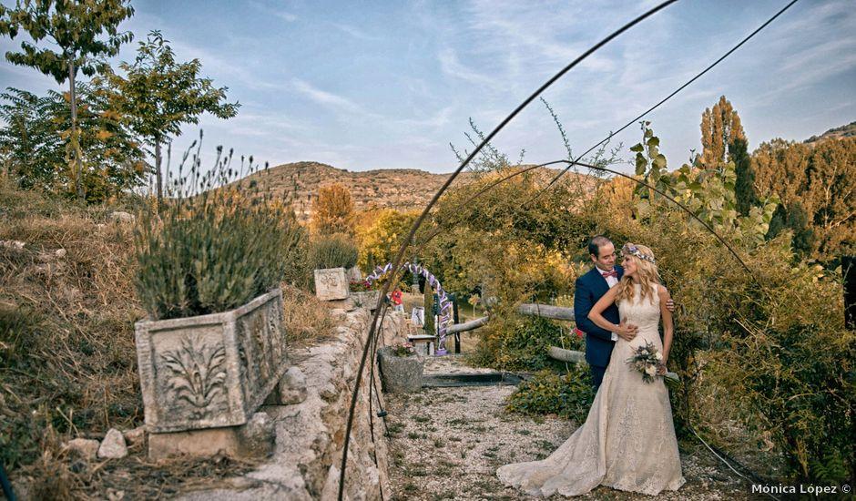 La boda de Ángel y María en Brihuega, Guadalajara