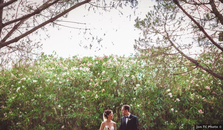 La boda de Carlos y Gemma en Riudoms, Tarragona