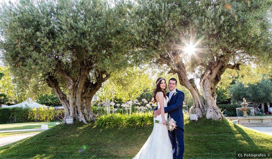 La boda de Kike y Noelia en Leganés, Madrid