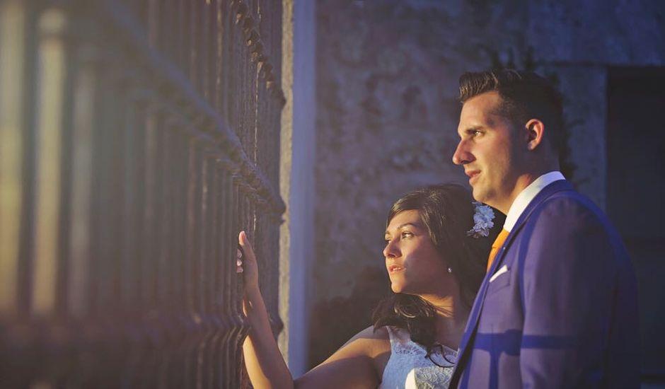 La boda de Carlos  y María en Mariana, Cuenca