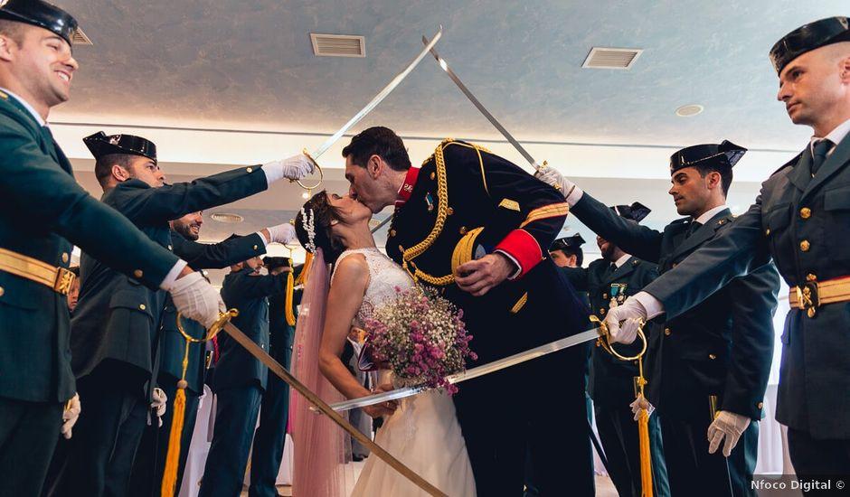 La boda de Omar y Eli en Palos De La Frontera, Huelva