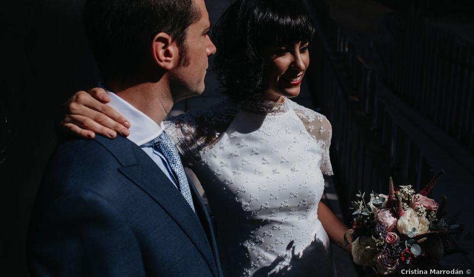 La boda de Jose y Rut en Burgos, Burgos