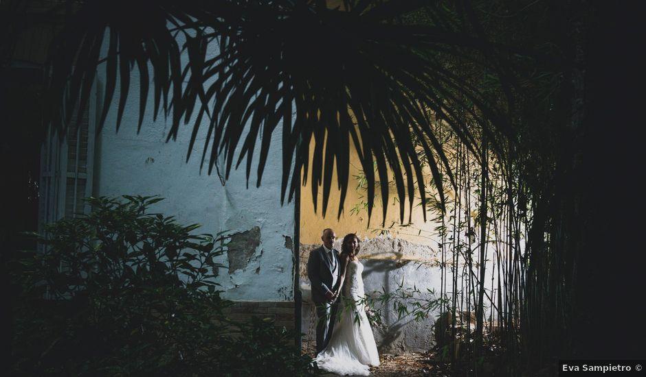 La boda de Marcos y Ghislaine en Barbastro, Huesca