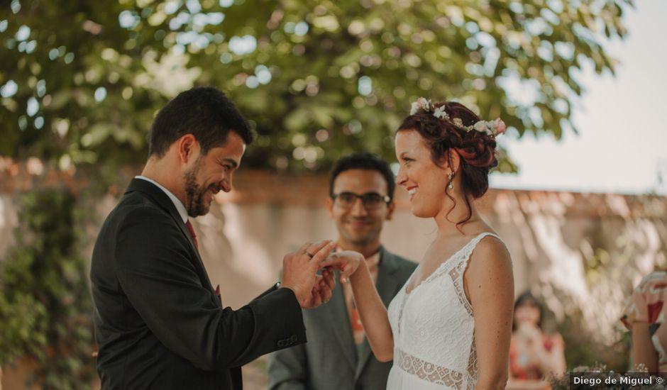 La boda de Pedro y Elia en Segovia, Segovia