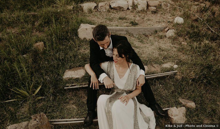 La boda de Stephen y Ari en Girona, Girona