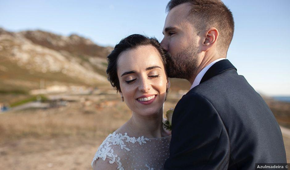 La boda de Ruben y Elena en Baiona, Pontevedra