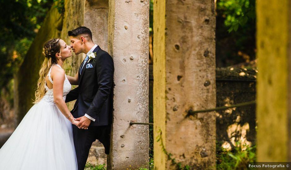 La boda de Maria y Jaime en Esporles, Islas Baleares