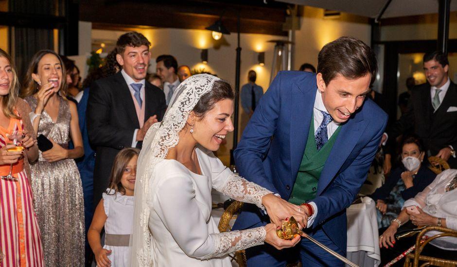 La boda de Samuel y Sonsoles en Ávila, Ávila