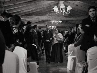 La boda de Estíbaliz y David 2