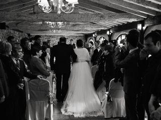 La boda de Estíbaliz y David 3