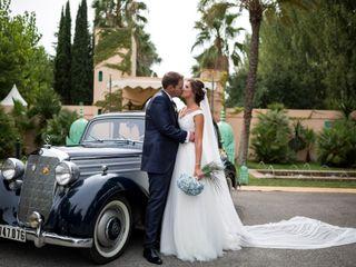 La boda de Damari y Joaquin