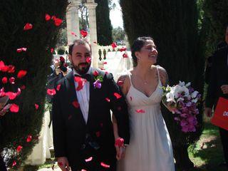 La boda de Merche y Alex