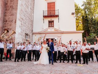 La boda de Maite y Javi