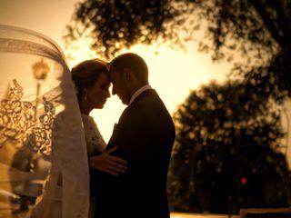 La boda de steven y selene