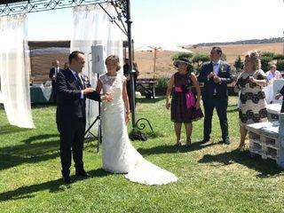 La boda de Laura y Jesus