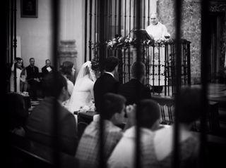 La boda de Ángela y David 1